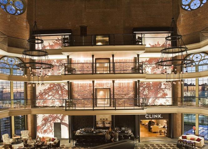 Фото №5 - Где праздновать Новый год: самые оригинальные отели в мире