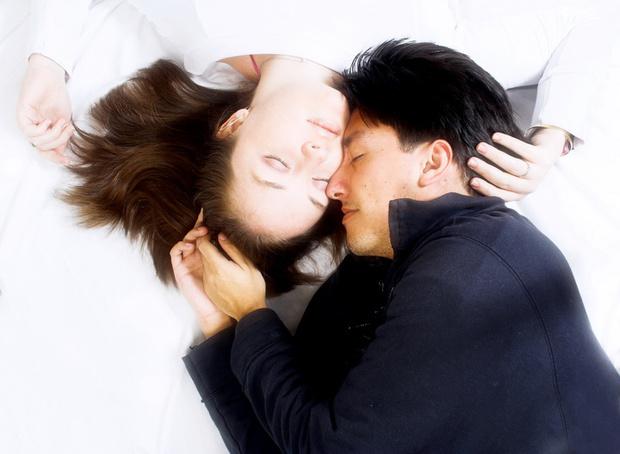 Фото №3 - Как научиться спать вдвоем