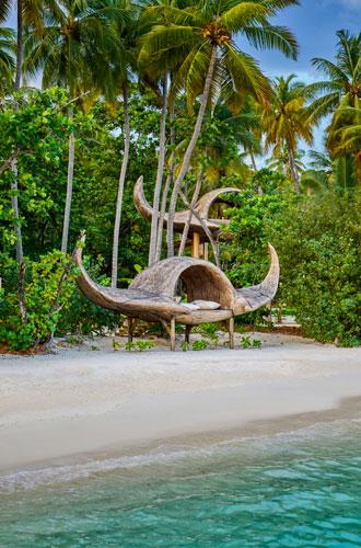 Фото №25 - Пять причин провести каникулы в отеле Joali на Мальдивах