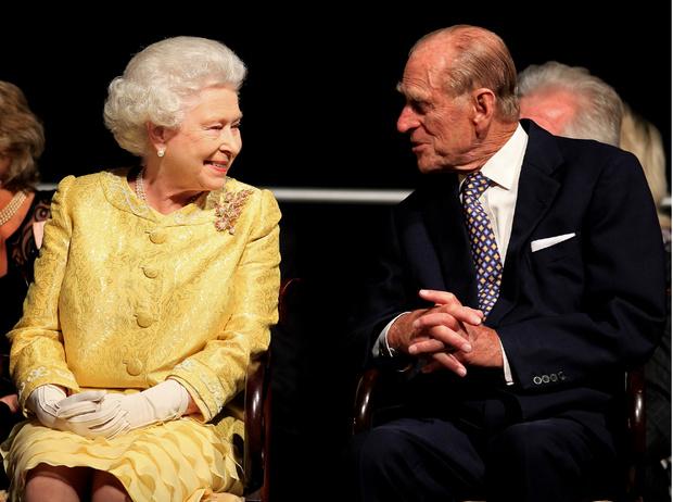 Фото №3 - Особый авторитет: неожиданное прозвище принца Филиппа во дворце