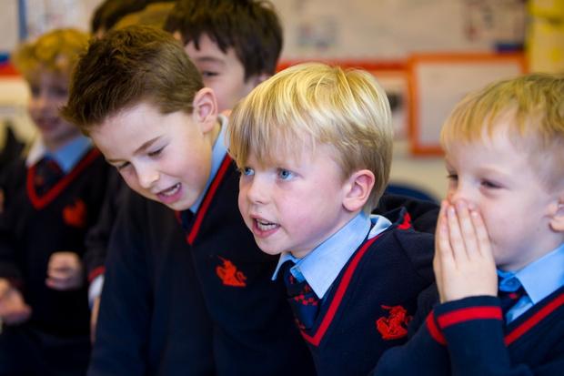 Фото №5 - Школы для будущих королей: где будет и где мог бы учиться принц Джордж