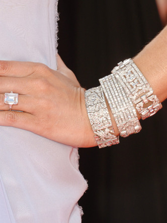 Фото №6 - Мелания против Иванки: чье помолвочное кольцо оказалось дороже (и почему обе его не носят)