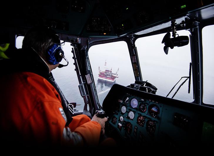Фото №2 - Своя Арктика: как добывают нефть на Арктическом шельфе
