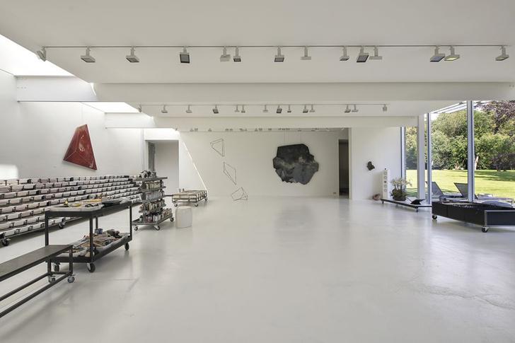 Фото №8 - Постичь дзен: дом-мастерская художницы в Бельгии