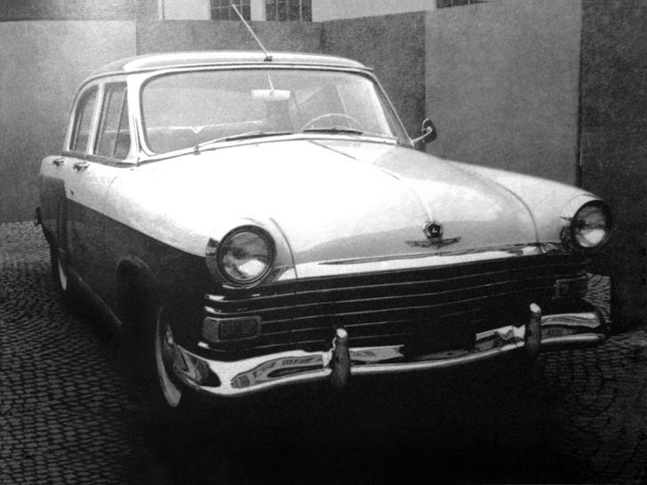 Фото №4 - Советские полуфабрикаты: как автомобили из СССР дорабатывали для зарубежного покупателя