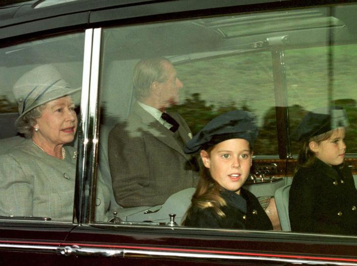 Фото №3 - Как родители хотели назвать принцессу Беатрис, и почему Королева запретила это имя