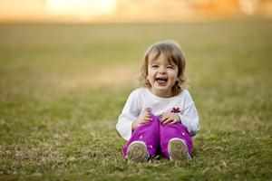 Фото №2 - Смех и юмор в развитии ребенка