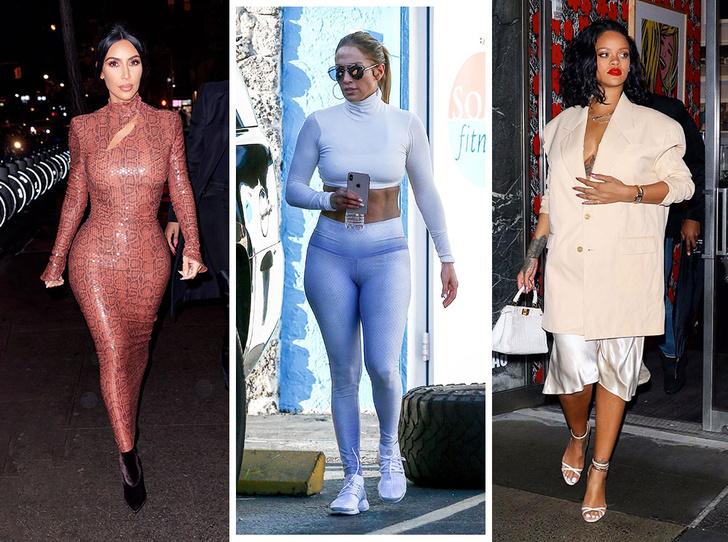 Фото №1 - 9 знаменитостей, которые не стесняются своего тела