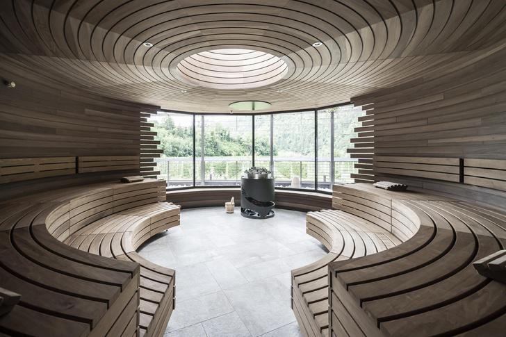 Фото №17 - Отель в горах по проекту студии Noa
