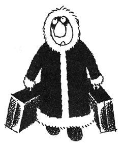 Фото №1 - Бродячие мамонты