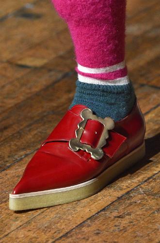 Фото №21 - Самая модная обувь сезона осень-зима 16/17, часть 1