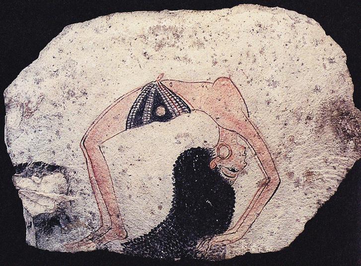 Фото №2 - 7 самых скандальных секс-обычаев древнего Египта