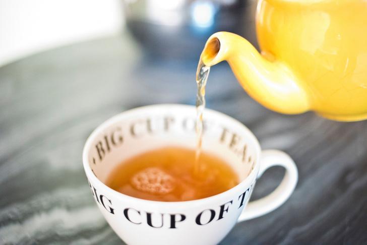 Фото №1 - Чем опасно потребление чая