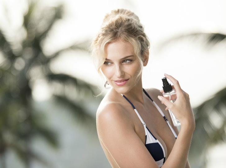 Фото №1 - Как носить парфюм летом