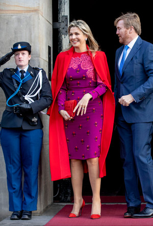 Фото №5 - Стильная Максима: 5 модных правил королевы Нидерландов