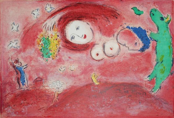 Фото №19 - Женщина судьбы: Белла Розенфельд в жизни и творчестве Марка Шагала
