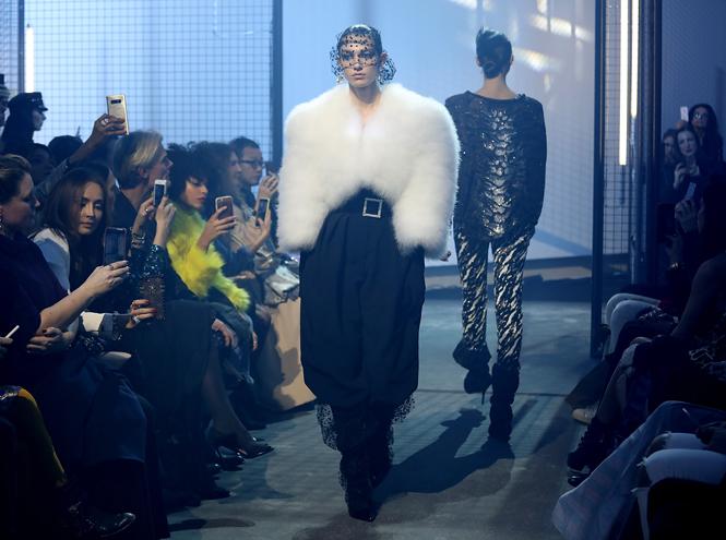 Фото №6 - Тема раскрыта: Alexandre Vauthier Haute Couture SS18