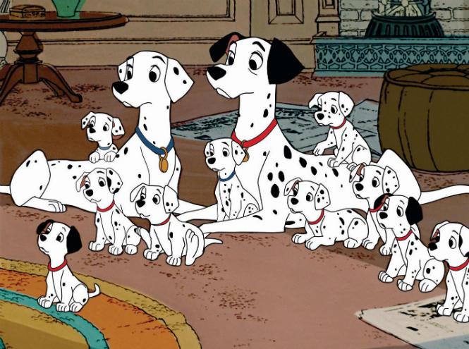 Фото №6 - 10 культовых мультфильмов Disney