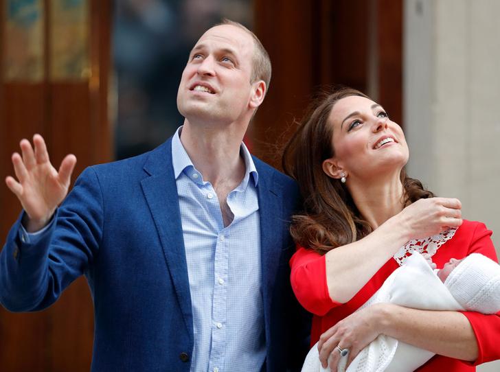 Фото №1 - Ребенок #4: пойдут ли Кейт и Уильям по стопам Королевы