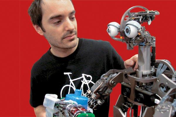 Фото №1 - Робот ради человека