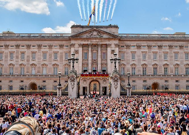 Фото №14 - Trooping the Colour: что нужно знать об официальном дне рождения британской королевы