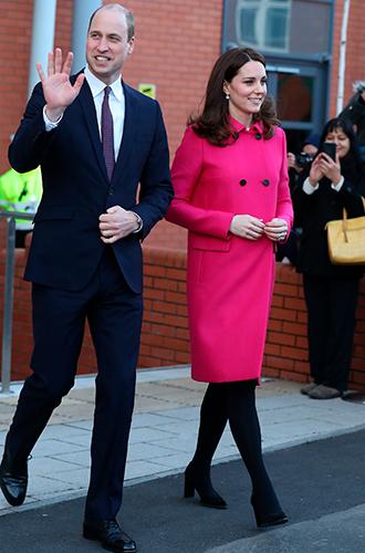 Фото №20 - Суровые уроки стиля, которые Кейт Миддлтон усвоила в браке с принцем Уильямом
