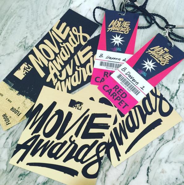 Фото №2 - Звездный Инстаграм: MTV Movie Awards 2016