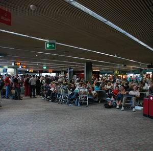 Фото №1 - Багажный хаос римского аэропорта