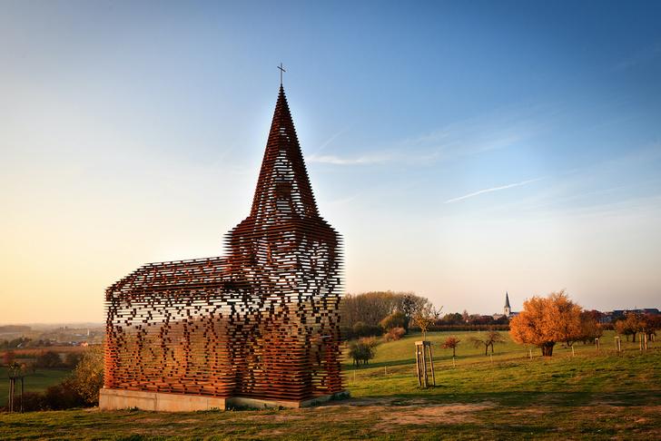 Фото №1 - На природу за искусством: 7 произведений фламандского ленд-арта