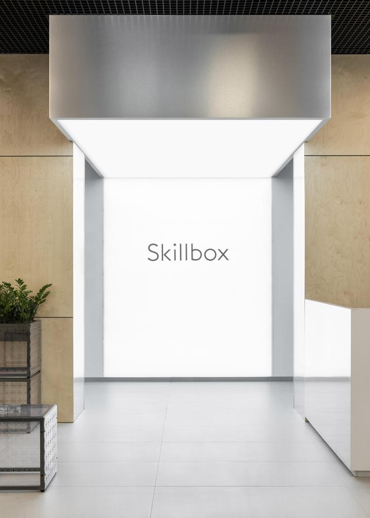 Фото №2 - Офис интернет-компании Skillbox с модульной мебелью