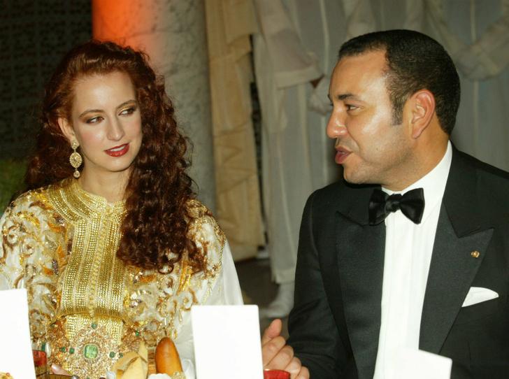 Фото №2 - Ни принцессы, ни украшений: у короля Марокко похитили драгоценности на несколько миллионов долларов