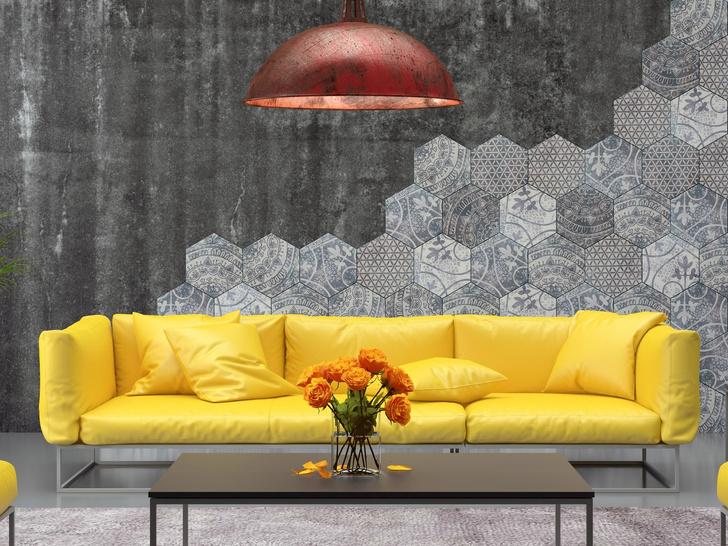 Фото №3 - Не только для дачи: как использовать стиль пэчворк в интерьере квартиры