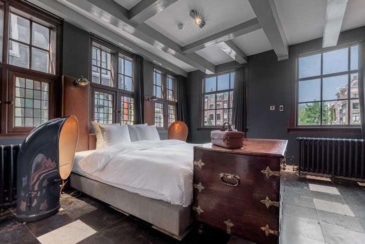 Фото №5 - Отель The Craftsmen в Амстердаме