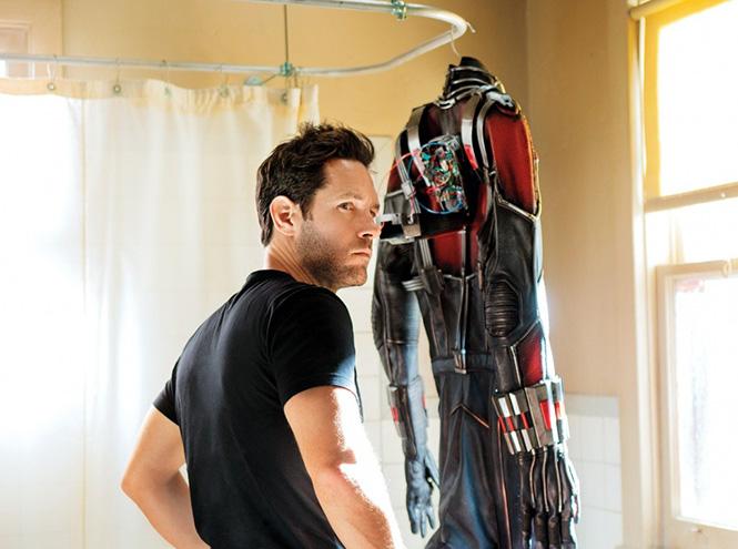 Фото №1 - «Человек-муравей» и еще 6 фильмов о супергероях