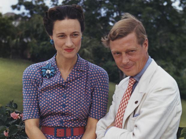 Фото №1 - «Судебный фарс»: как Уоллис Симпсон разводилась с мужем ради короля Эдуарда