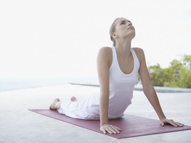 Фото №1 - Тибетская зарядка: 5 незаменимых упражнений для здоровой спины