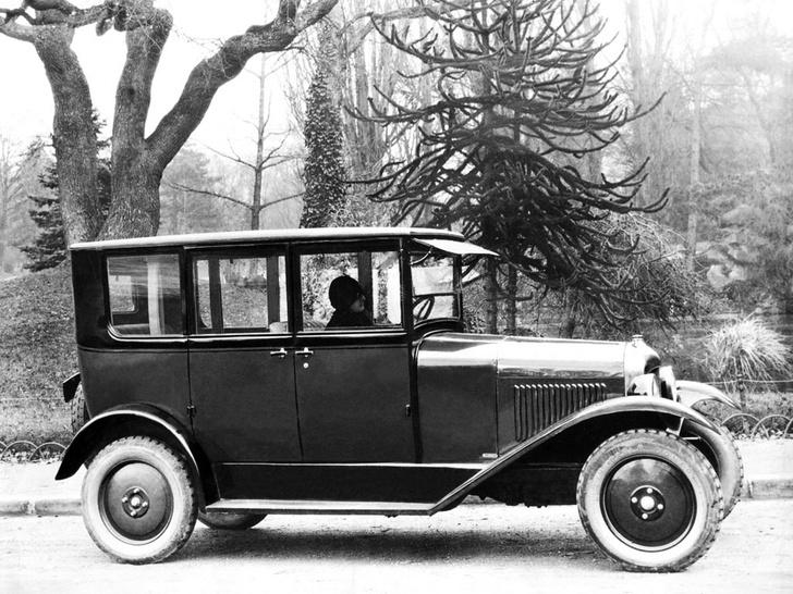 Фото №2 - От зубцов и боеприпасов до автомобиля Фантомаса: история и современность Citroën