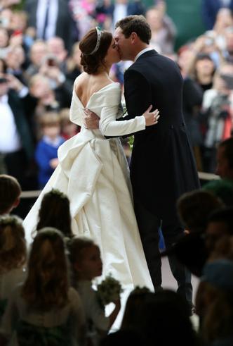 Фото №2 - Невосполнимая потеря: кого Саре Фергюсон не хватало на свадьбе дочери