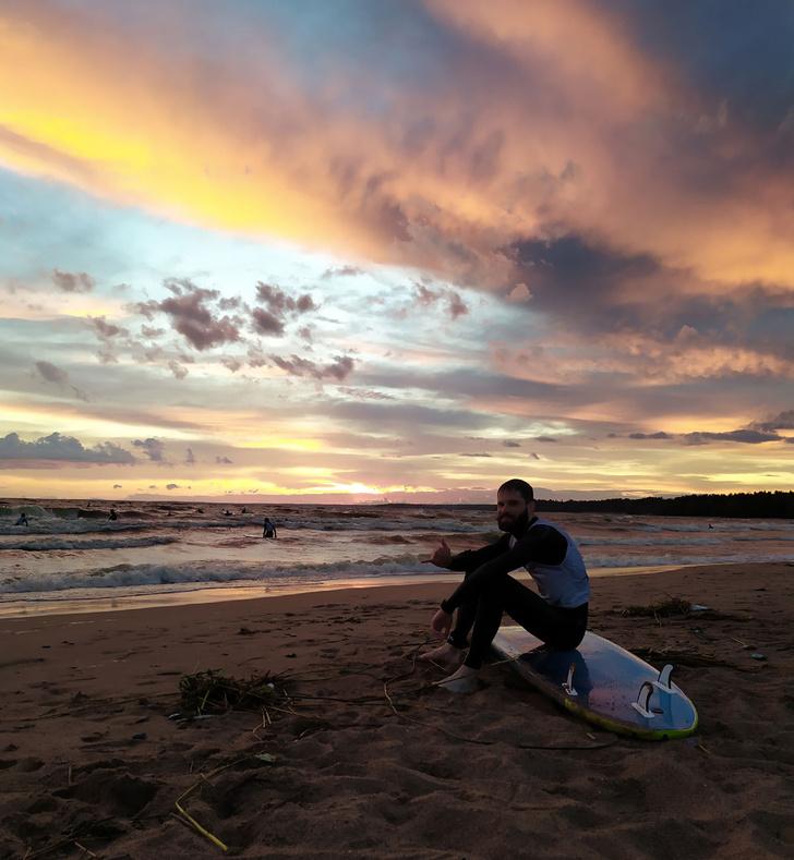 Фото №4 - Ласковый серфинг: где покататься в Питере и Калининграде