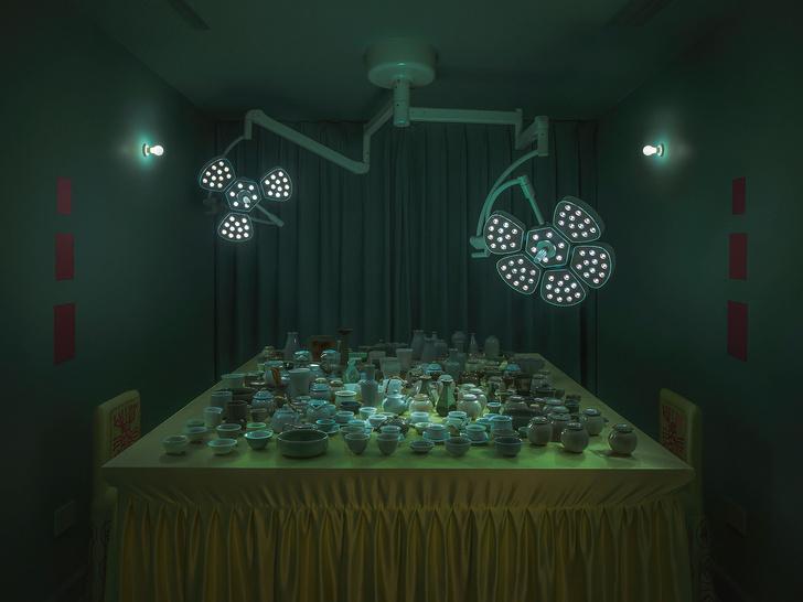 Фото №4 - Инсталляция китайского художника, исследующая ментальное здоровье