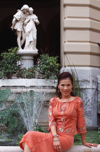 Фото №5 - От побега в Америку до «мыльных опер»: как принцесса Убол Ратана искала любовь и себя