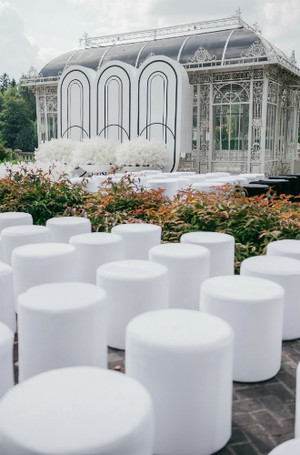 Фото №10 - 5 новых популярных трендов свадебного декора