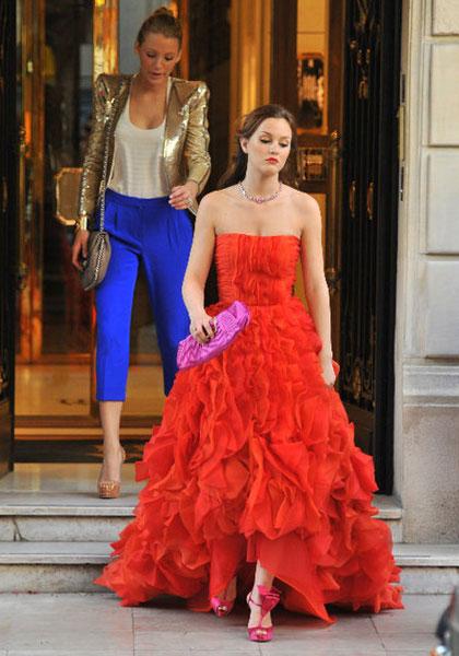 Фото №2 - Мода на экране: платья Oscar de la Renta в кино