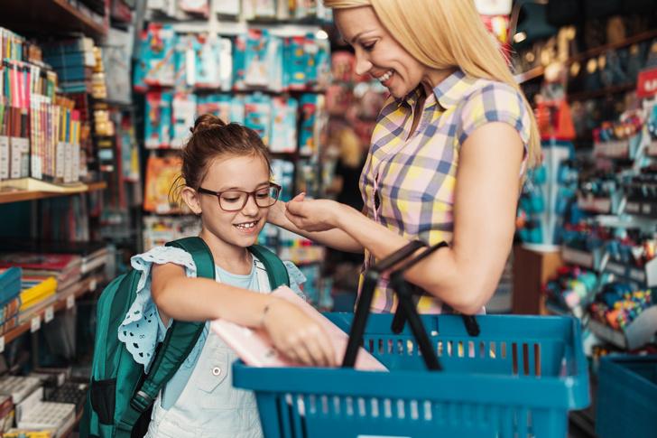 что купить в школу для 1, 2, 3 класса: список, что купить в школу, сколько стоит собрать ребенка в школу