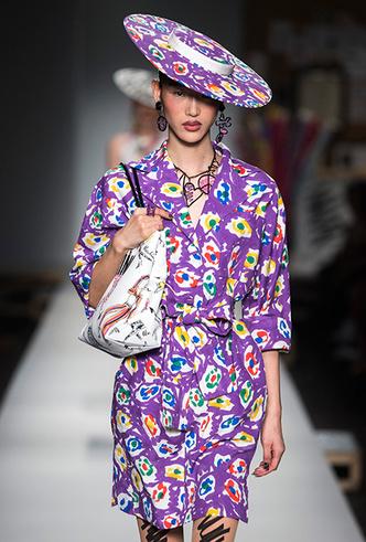 Фото №7 - Уроки fashion-иллюстрации: коллекция Moschino SS 2019