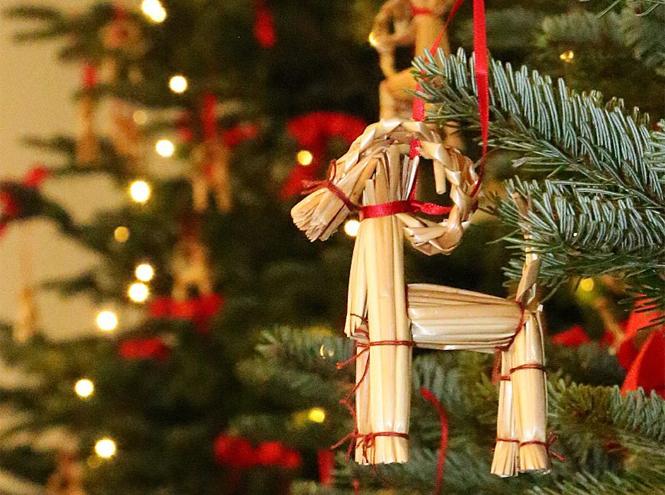 Фото №15 - Праздничное убранство резиденций королей и президентов в ожидании Рождества и Нового года