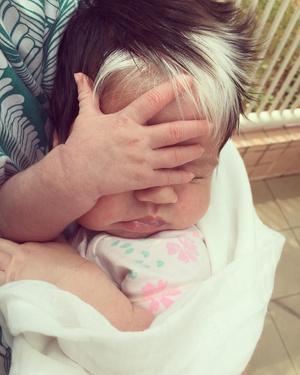 Фото №5 - Седая с рождения: как живется девочке с необычной внешностью