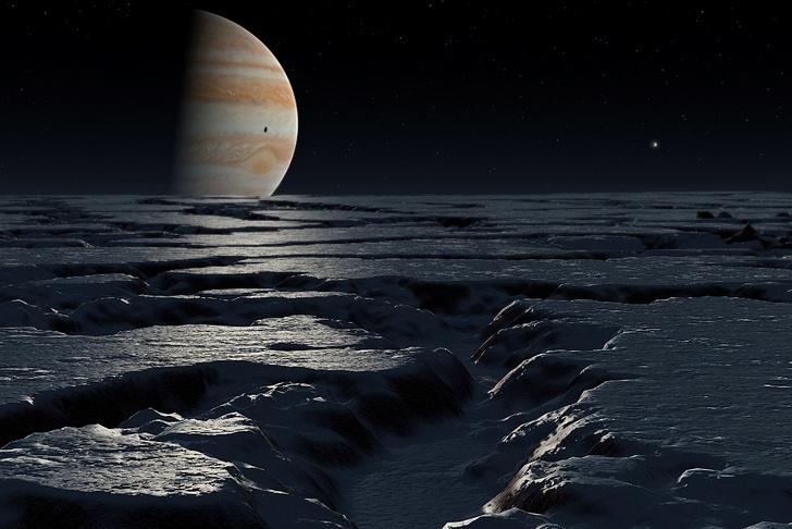 Фото №1 - У Юпитера обнаружены новые спутники