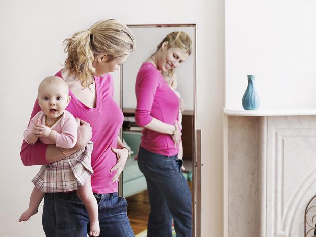 Фото №2 - Честная история: как я родила ребенка и похудела, несмотря на спорные советы с женских форумов