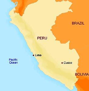 Фото №1 - Два мощных землетрясения в Перу